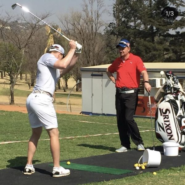 Classic Golf Coaching Program